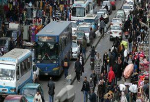 المواصلات في مصر