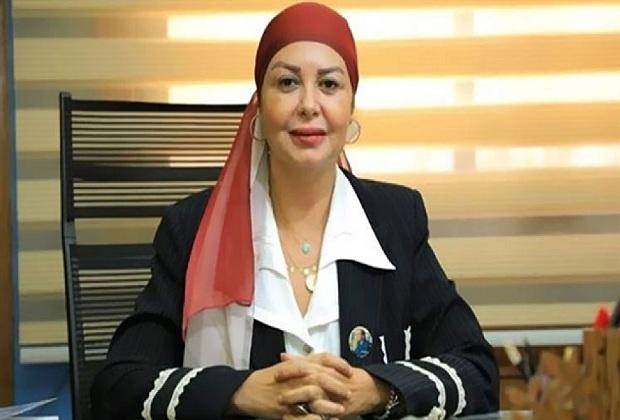 النائبة أمل سلامة عضو لجنة الإعلام بمجلس النواب