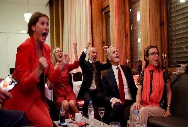 حزب العمال النرويجي