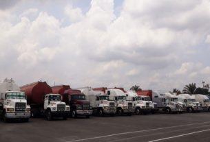 إضراب سائقو شاحنات النفط في نيجيريا