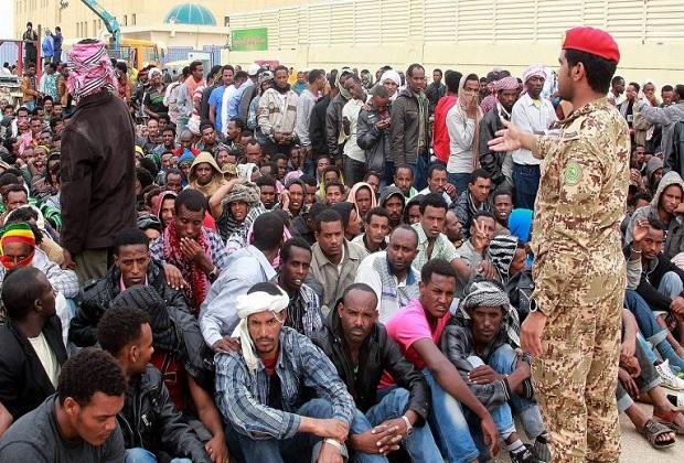 العمال الوافدين في السعودية