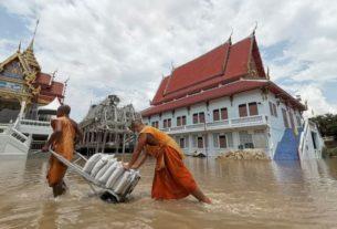 فيضانات تايلاند