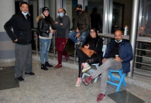 اعتصام بوزارة الثقافة التونسية