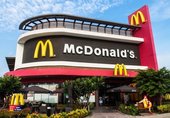 إرتفاع مبيعات ماكدونالدز مع إعادة فتح المطاعم